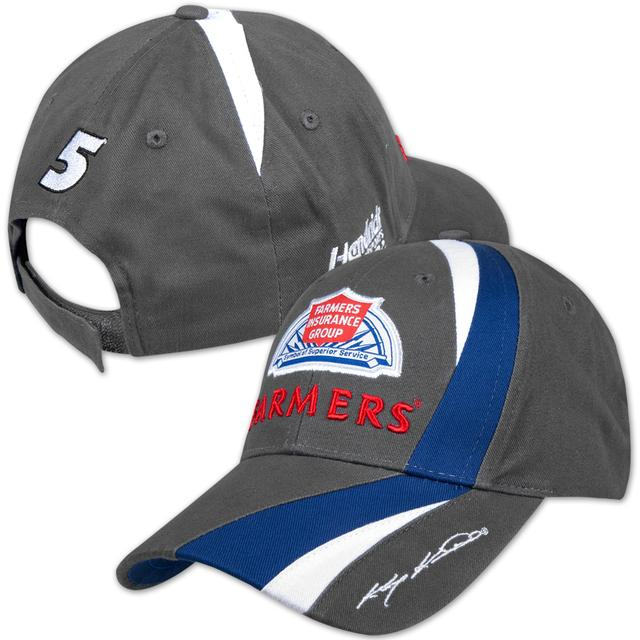 Hendrick Motorsports Kasey Kahne #5 Farmers Shift Adjustible Hat