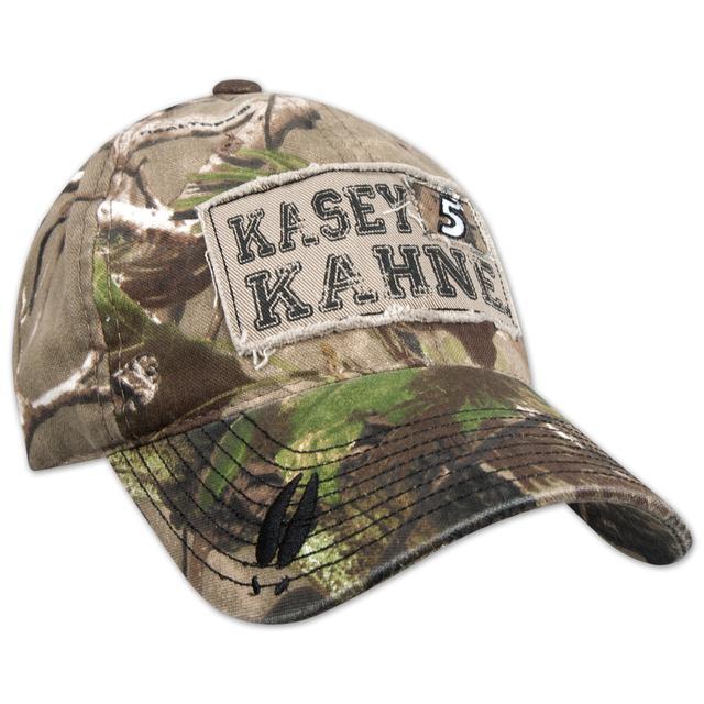 Hendrick Motorsports Kasey Kahne #5 Realtree Patch Adjustible Hat