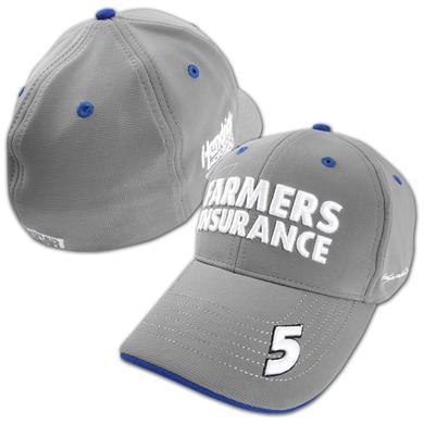935c4e95a65 Hendrick Motorsports Kasey Kahne  5 Farmers Dual Threat Stretch Fit Hat