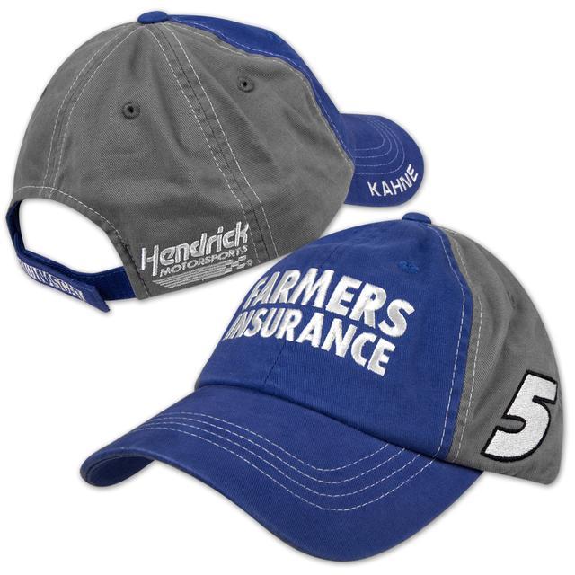 Hendrick Motorsports Kasey Kahne #5 Farmers Fan Up Hat