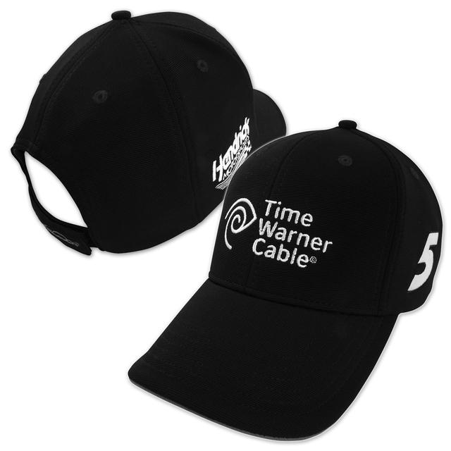 Hendrick Motorsports Kasey Kahne #5 2013 Time Warner Cable Official Pit Cap