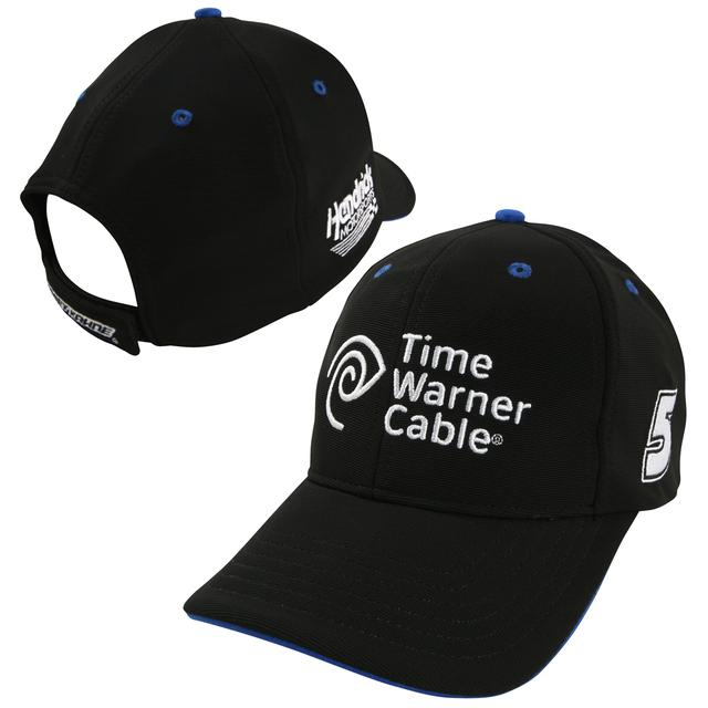 Hendrick Motorsports Kasey Kahne #5 Time Warner Cable 2014 Official Pit Cap