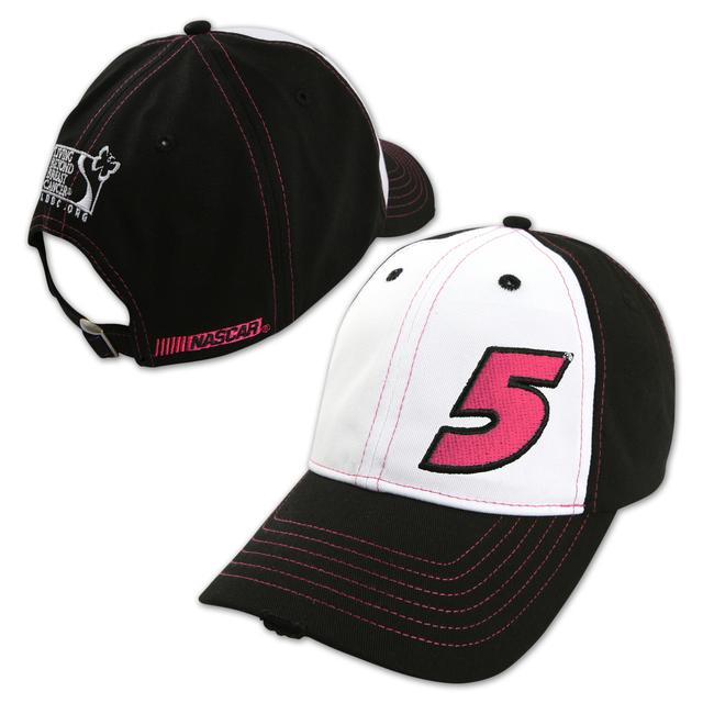 Hendrick Motorsports Kasey Kahne - Paint the Track Pink Driver Hat