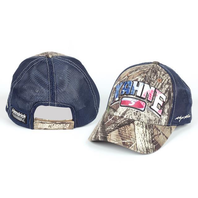 Hendrick Motorsports Kasey Kahne #5 Camo/Blue Hat