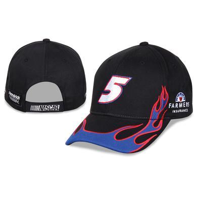 Hendrick Motorsports Kasey Kahne Flame Hat
