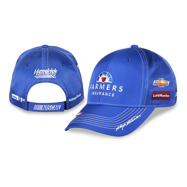 Hendrick Motorsports Kasey Kahne Adult Uniform Hat - Farmer's Insurance