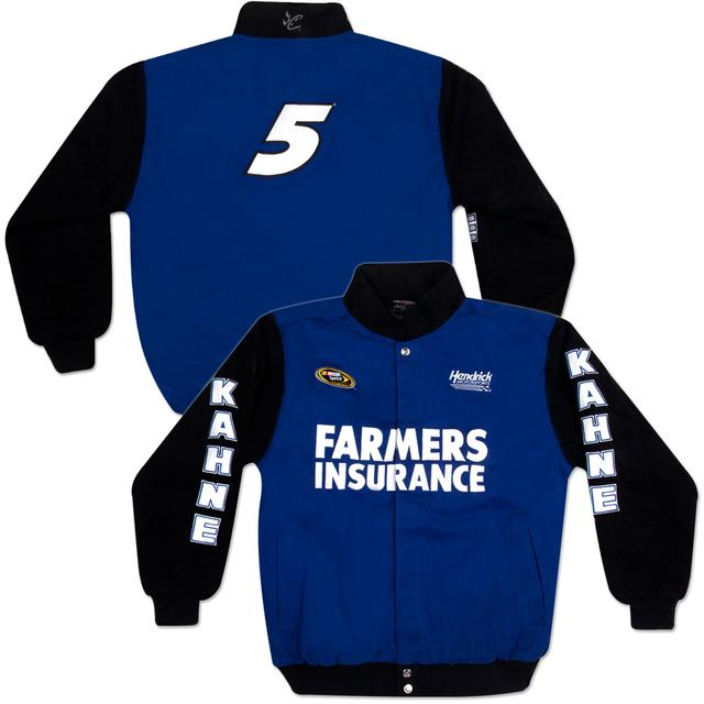 Hendrick Motorsports Kasey Kahne #5 Farmers Insurance Big Number Jacket