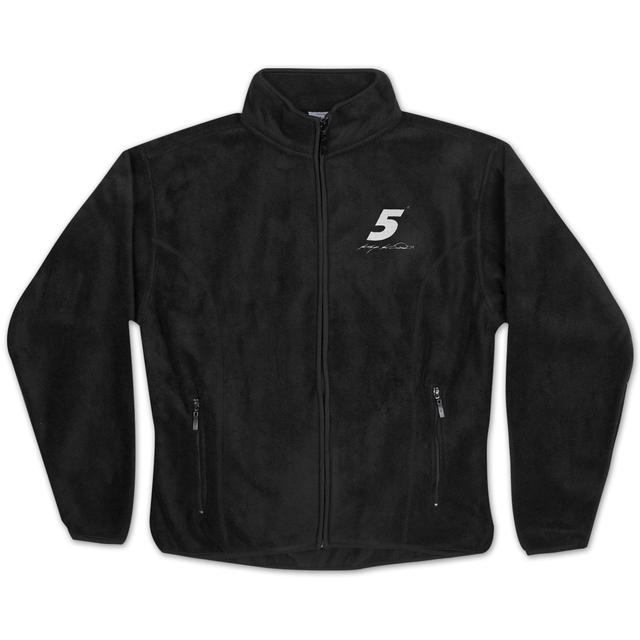 Hendrick Motorsports Kasey Kahne #5 Ladies Full Zip Polar Fleece
