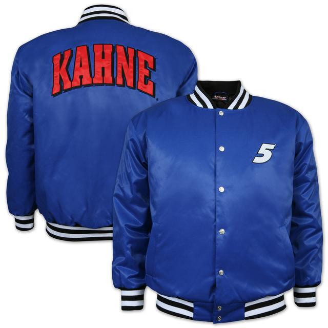 Hendrick Motorsports Kasey Kahne Varsity Letterman Jacket