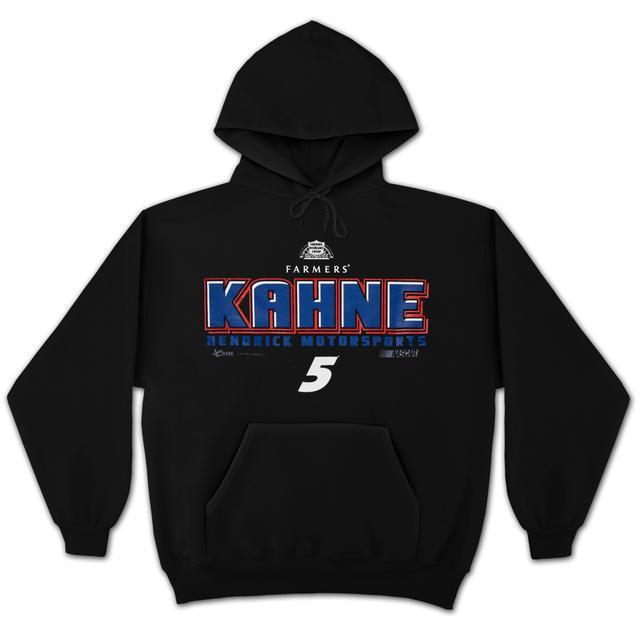 Hendrick Motorsports Kasey Kahne #5 Farmers Primary Fleece Pullover Hoodie