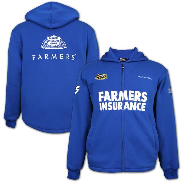 Hendrick Motorsports Kasey Kahne #5 Farmers Big Sponsor Fleece