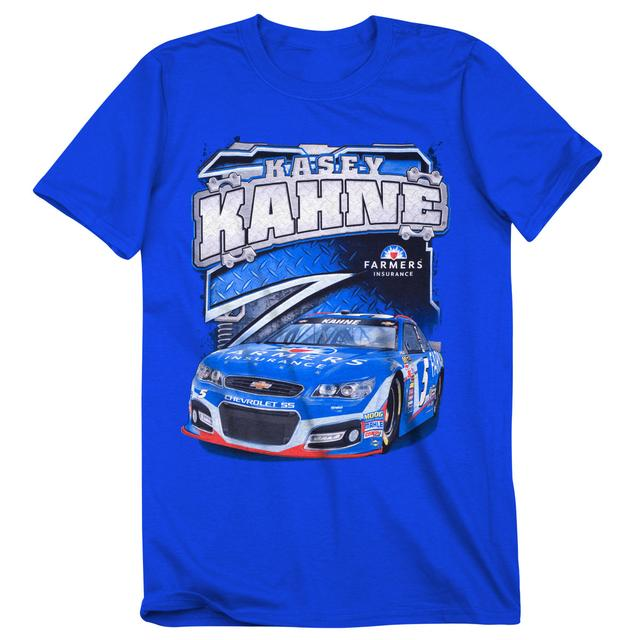 Hendrick Motorsports Checkered Flag Sports Kasey Kahne - Farmers Driver Tee