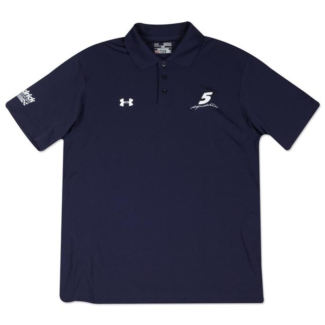 Hendrick Motorsports Kasey Kahne #5 Performance Polo by Under Armour