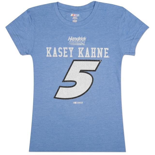 Hendrick Motorsports Kasey Kahne Big Number Ladies T-shirt