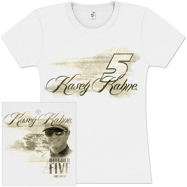 Hendrick Motorsports Kasey Kahne Farmers Ladies T-shirt