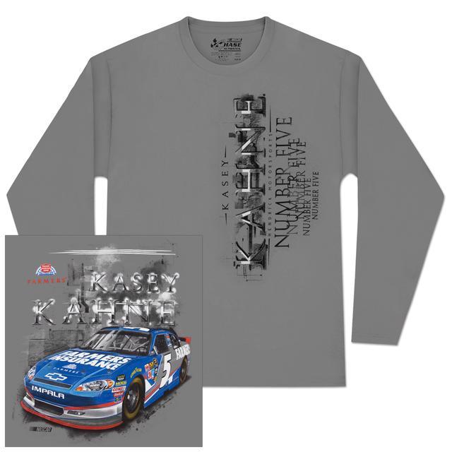 Hendrick Motorsports Kasey Kahne #5 Farmers Insurance Sheet Metal T-shirt