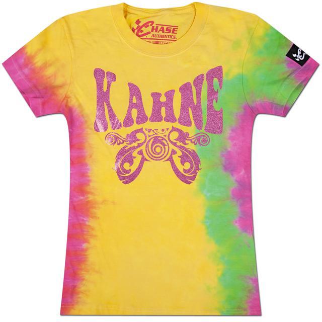 Hendrick Motorsports Kasey Kahne #5 Girls Tie Dye T-shirt