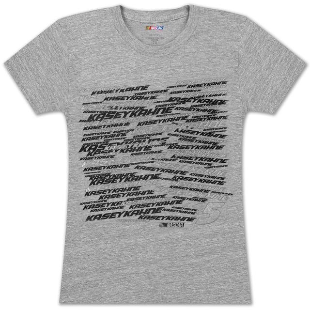 Hendrick Motorsports Kasey Kahne #5 Silver Streak Ladies T-shirt