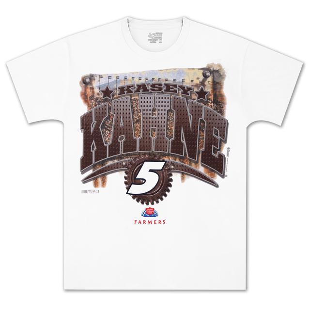 Hendrick Motorsports Kasey Kahne #5 Farmers Straightaway T-shirt
