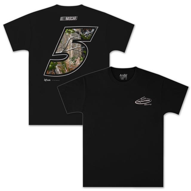 Hendrick Motorsports Kasey Kahne #5 Realtree Number T-shirt