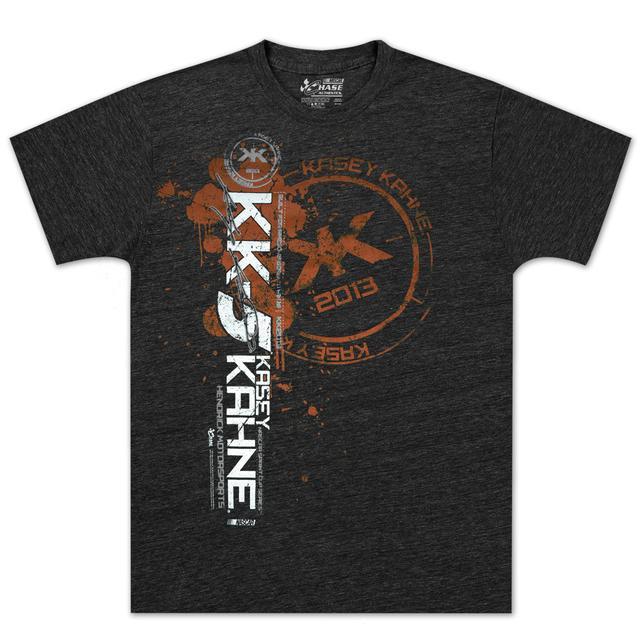 Hendrick Motorsports Kasey Kahne #5 Vertical Grunge T-shirt