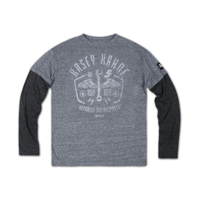 Hendrick Motorsports Kasey Kahne Youth Boy's Splitter T-shirt