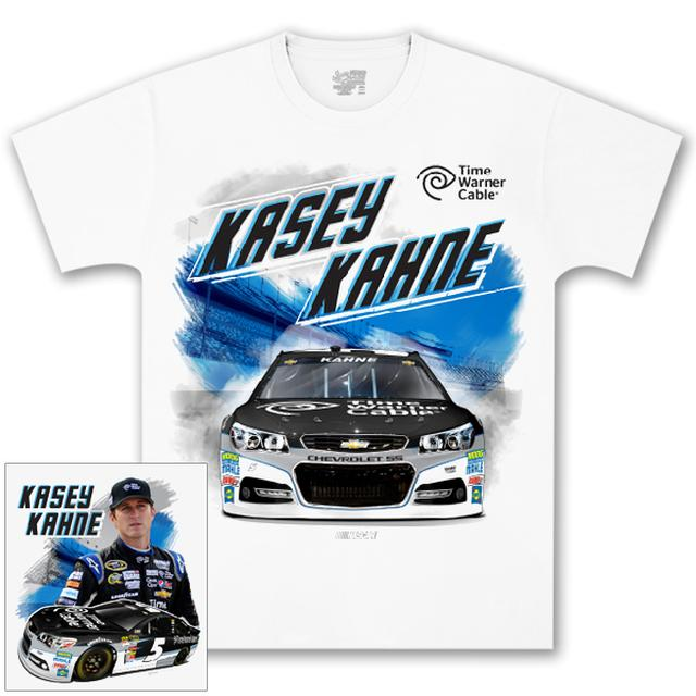 Hendrick Motorsports  Kasey Kahne Time Warner Cable Draft T-shirt