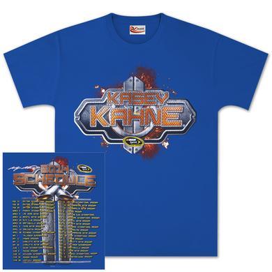 Hendrick Motorsports Kasey Kahne #5 2014 Schedule T-shirt