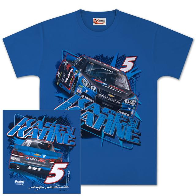 Hendrick Motorsports Kasey Kahne #5 Pepsi Max T-shirt