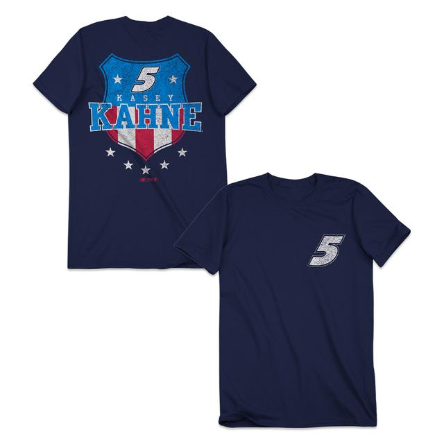 Hendrick Motorsports Kasey Kahne USA Shield T-Shirt