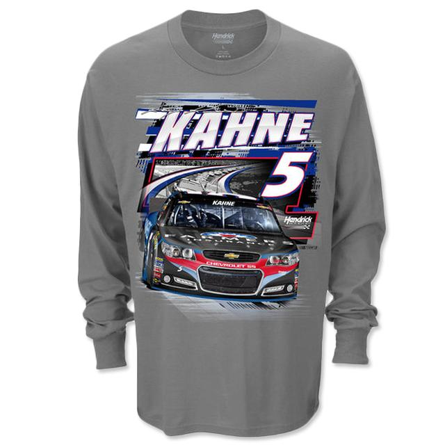Hendrick Motorsports Kasey Kahne #5 Men's Front Runner T-Shirt