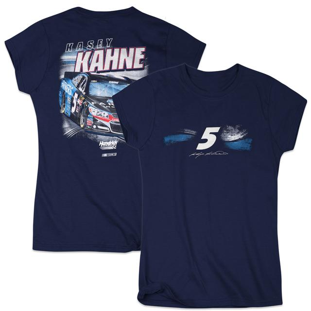 Hendrick Motorsports Kasey Kahne #5 Ladies Full Throttle Tee