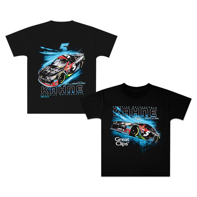 Hendrick Motorsports Kasey Kahne #5 Youth Grandstand Tee