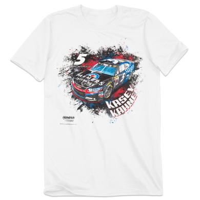 Hendrick Motorsports Exclusive #5 Kasey Kahne 2015  Velocity T-shirt