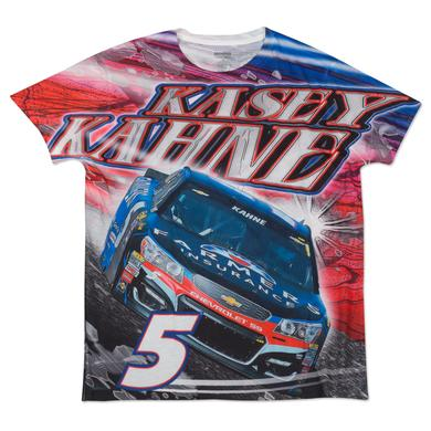 Hendrick Motorsports Kasey Kahne #5 Turbo Sublimated T-Shirt