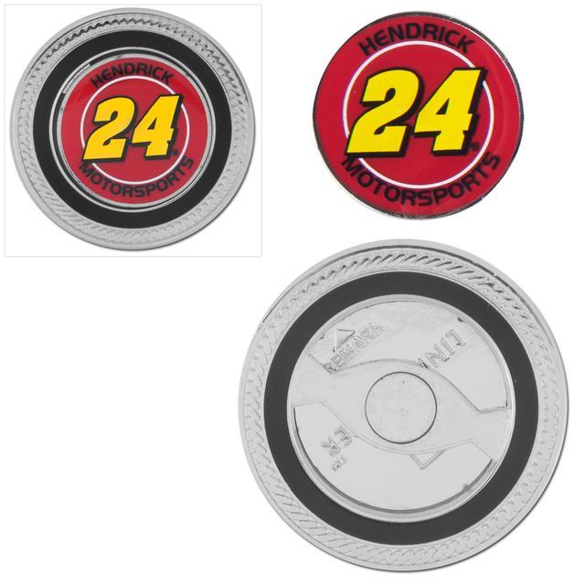Hendrick MotorSports #24 Challenge Coin
