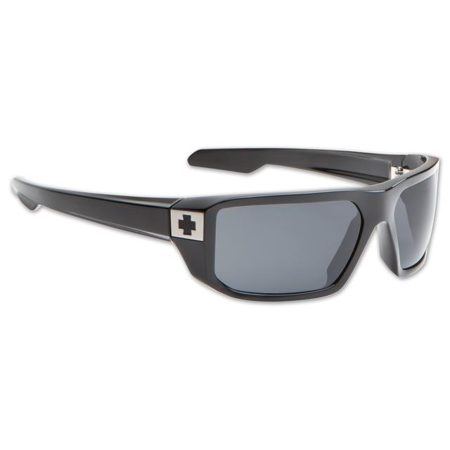 Hendrick Motorsports SPY Optic 'McCoy' Black -Grey Lens- Sunglasses