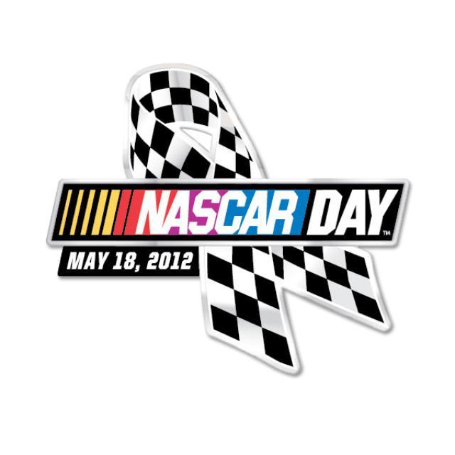 Hendrick Motorsports 2012 NASCAR Day Pin