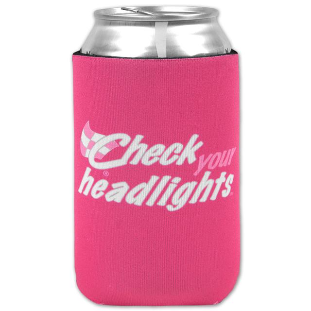 Hendrick Motorsports Breast Cancer Awareness Coozie
