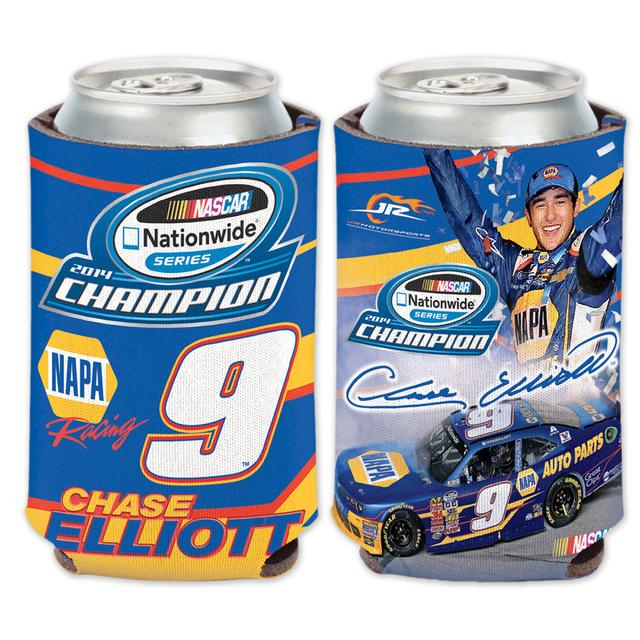 Hendrick Motorsports Chase Elliott 2014 Nationwide Series Champ Can Cooler