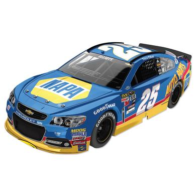 Hendrick Motorsports Chase Elliott 2015 #9 Million Dollar Bill Darlington Throwback 1:24 Scale Nascar Sprint Cup Series Die-Cast