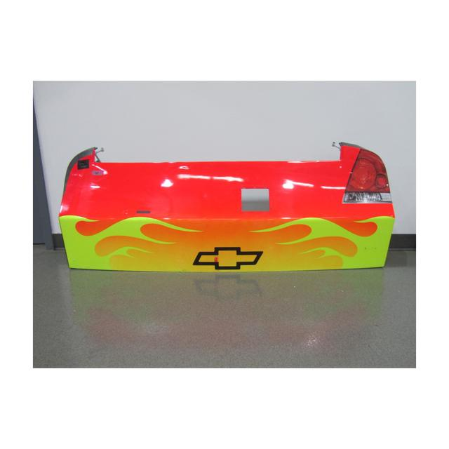 Hendrick Motorsports Jeff Gordon #24 2010 DuPont Chevrolet Rear Bumper Race Unknown