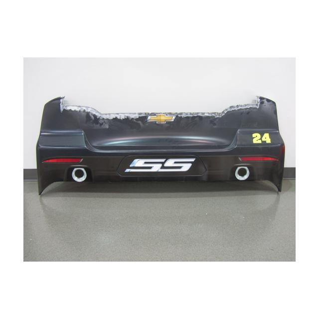 Hendrick Motorsports Jeff Gordon #24 Chevrolet Test Car Rear Bumper