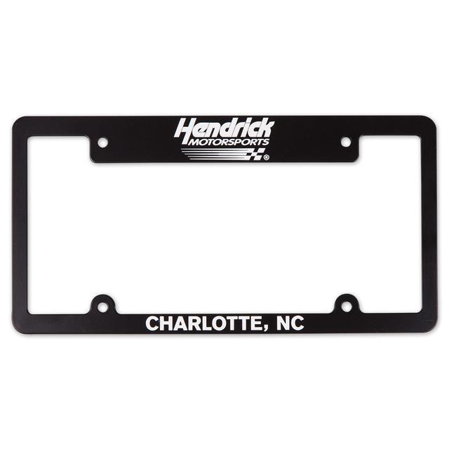 Exclusive Hendrick Motorsports License Plate Frame