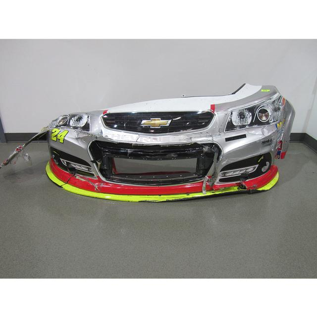 Hendrick Motorsports Jeff Gordon #24 2015 3M Chevrolet Nose (2 Pieces) – Brickyard 400 (Jeff's Last Brickyard 400)