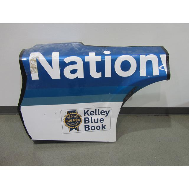 Hendrick Motorsports Dale Jr #88 2015 Nationwide Insurance Chevrolet Qtr Panel – Brickyard 400