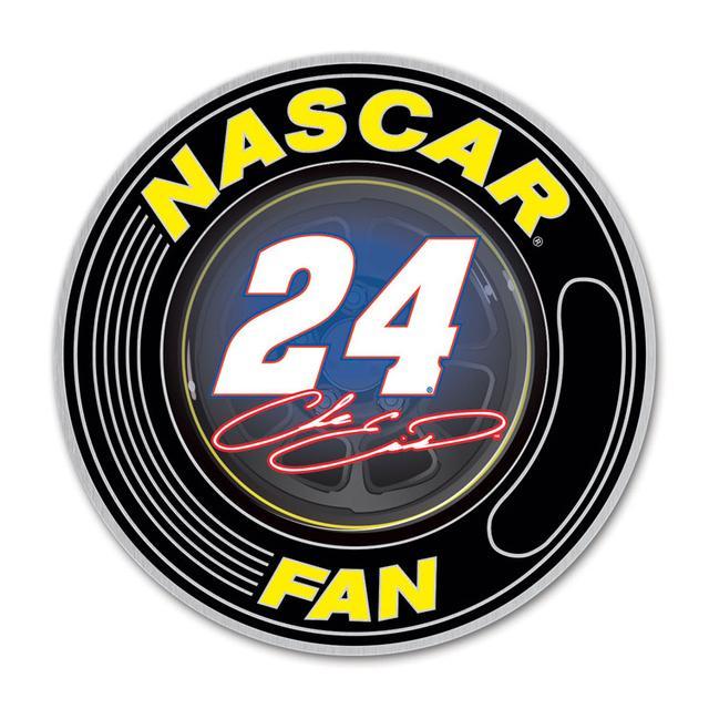Hendrick Motorsports Chase Elliott #24 Collector Pin