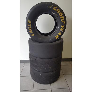 Hendrick Motorsports Chase Elliott Race Used Tire