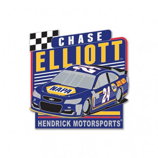 Hendrick Motorsports Chase Elliott Collector Pin