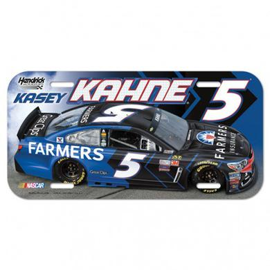 "Hendrick Motorsports Kasey Kahne License Plate - 6"" x 12"""
